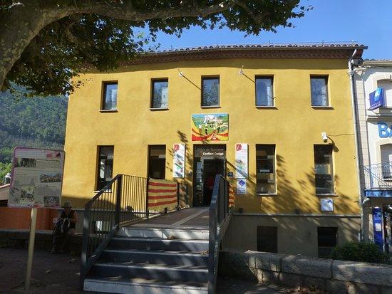 Vernet-Les-Bains, Γαλλία: office du tourisme de Vernet