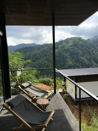 Central Province, Sri Lanka: Room with a view