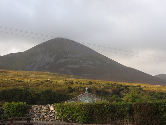 Westport Coast Hotel View Of Croagh Patrick