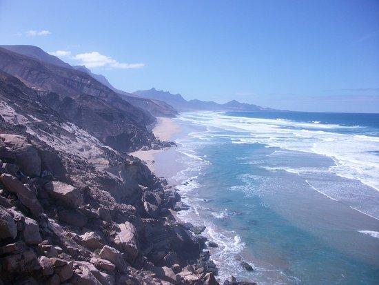 Jandia Peninsula, إسبانيا: bei Flut