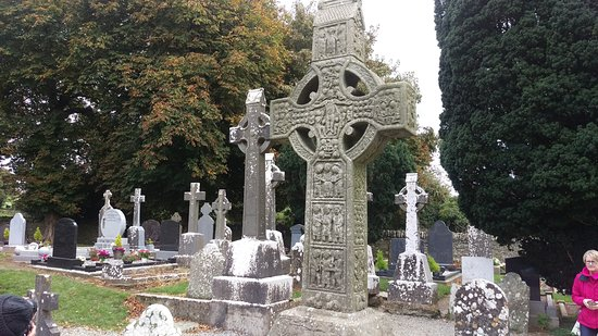 County Louth, Irlanda: High cross