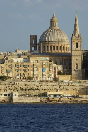 Hera Cruises - Tours: Classic view on Valletta