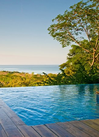 Mal Pais, Costa Rica: Private plunge pools