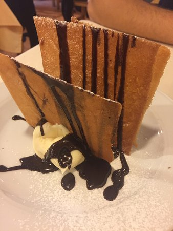 Restaurante Narizotas : Milhoja