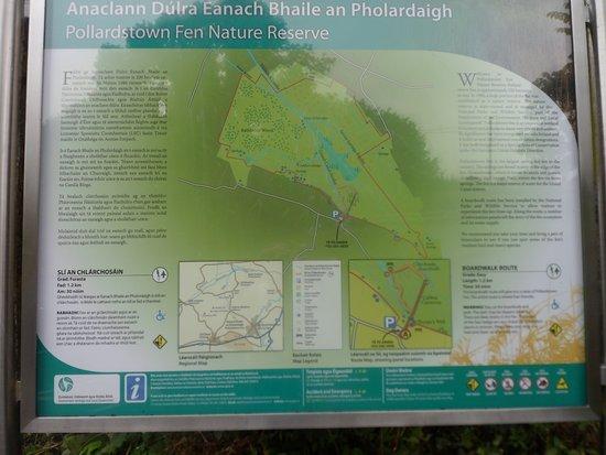 Newbridge, Ierland: Information about the Fen