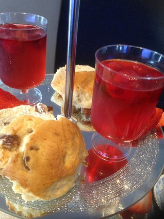 Ivy Mount Guest House: Afternoon Tea