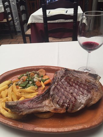 Pozoblanco, Испания: Meson Restaurante El Pilar