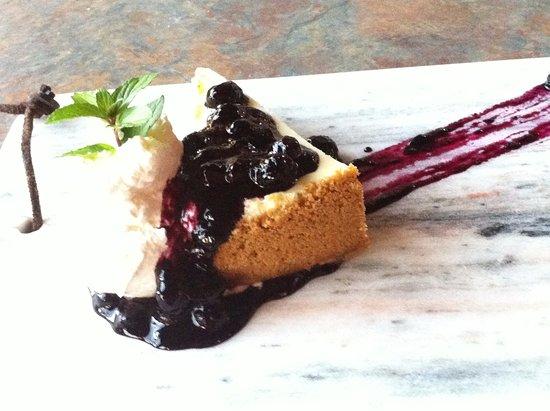 Naramata, Καναδάς: dessert