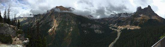 Parc national de North Cascades, Etat de Washington : photo1.jpg