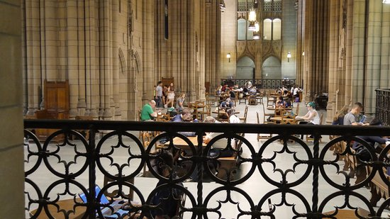 The Nationality Rooms: The grand interior of the Cathedral of Learning