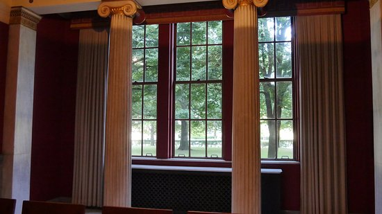 The Nationality Rooms: The Greek Room
