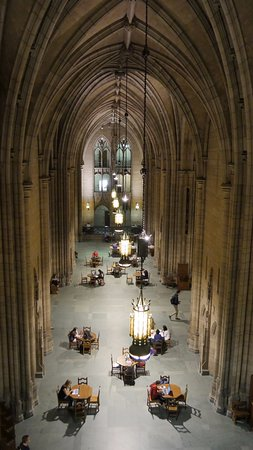 The Nationality Rooms: The seamless blending of the past and present - the Cathedral of Learning
