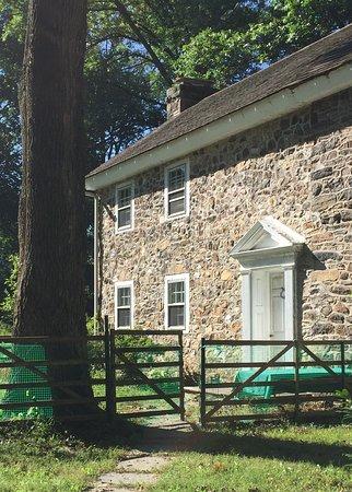 Bryn Mawr, Pennsylvanie : Harrison House side view