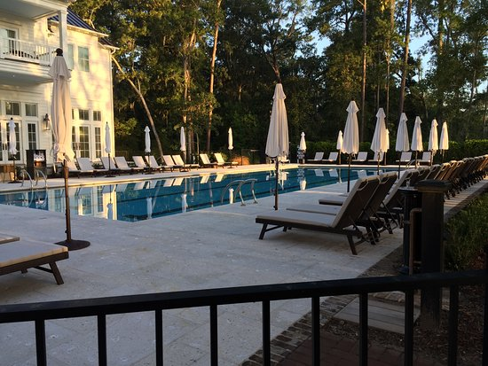 Bluffton, Carolina del Sur: Spa Pool