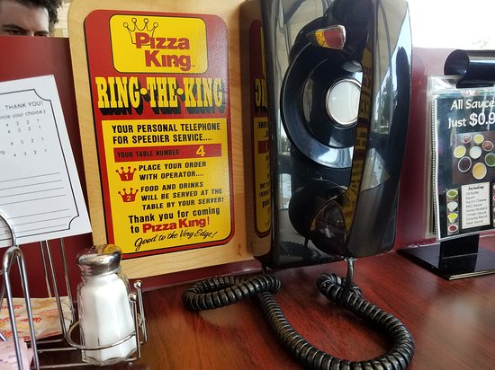 Berne, Индиана: Pizza King