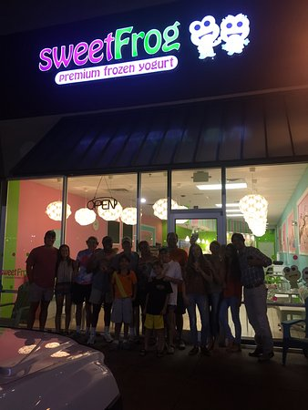 Sweet Frog Lee Branch照片