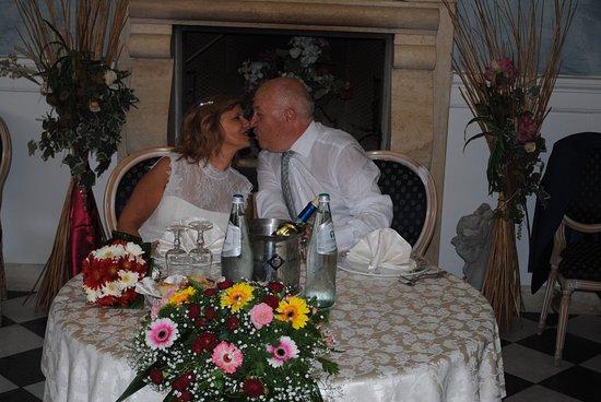 Infernetto, อิตาลี: bacio dei sposi
