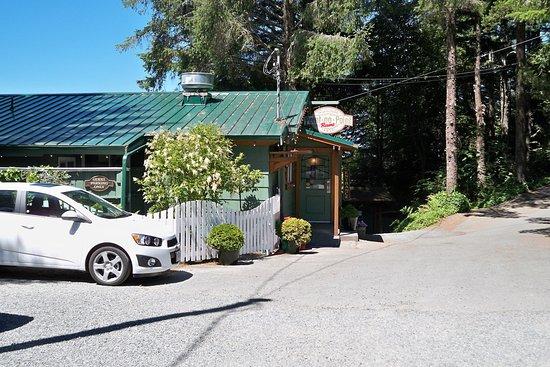 Sooke, Canadá: restaurant