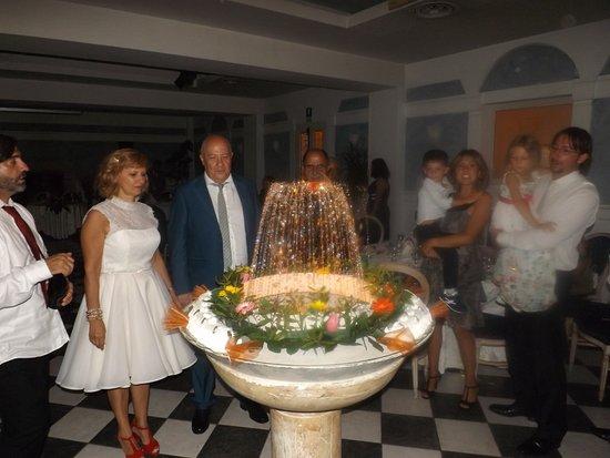 Infernetto, อิตาลี: la torta