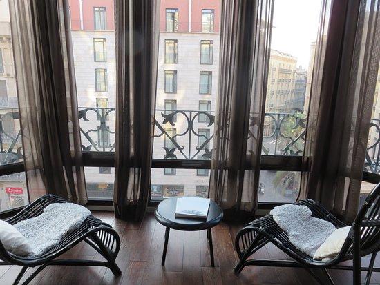 巴塞羅那機場公寓酒店照片
