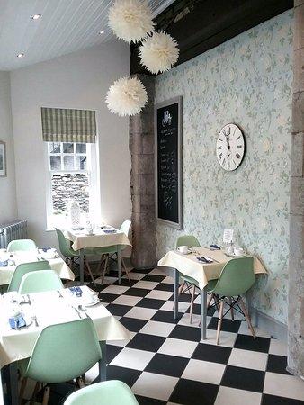 The Coach House: Breakfast  room