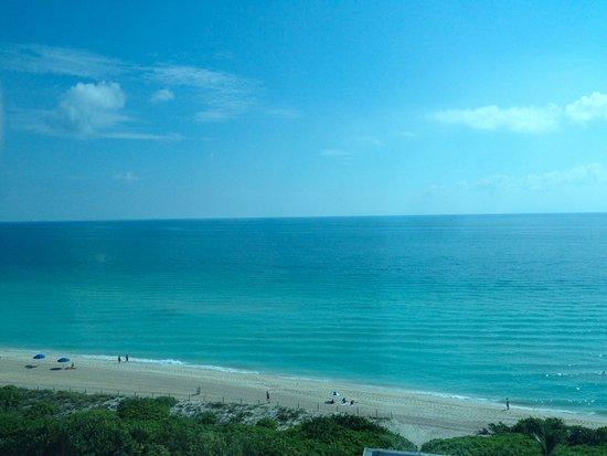 North Miami Beach, FL: Vista do 8. andar.