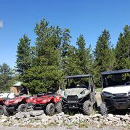 Island Park, ID: ATV rentals