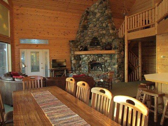 Island Park, Idaho: Luxury Cabin