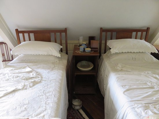 Exmouth, UK: The bedroom
