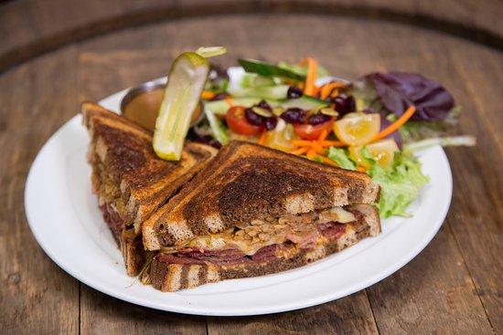 Cranbrook, Canada: Smoked Meat Sandwich