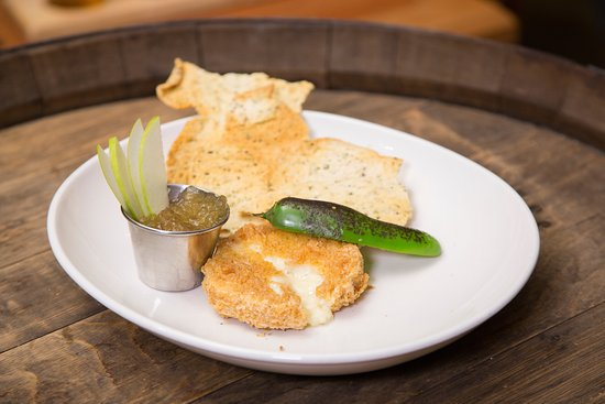 Cranbrook, Canadá: Southern Fried Brie