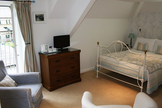 The Coach House: Double en suite