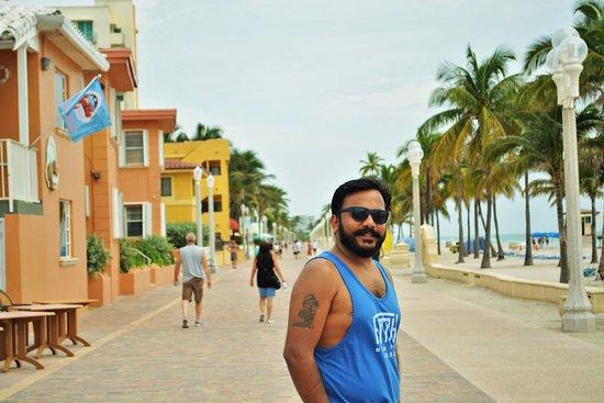 Hollywood Beach Miami 11