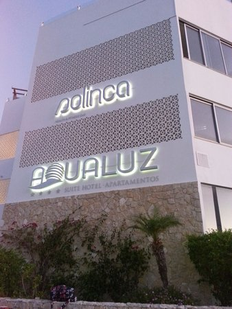 AquaLuz Suite Hotel Bild