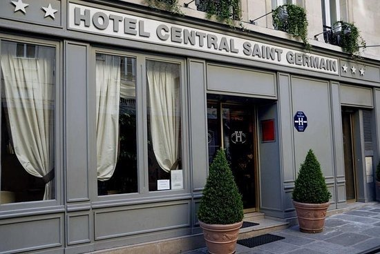 Hotel Central Saint Germain: photo0.jpg