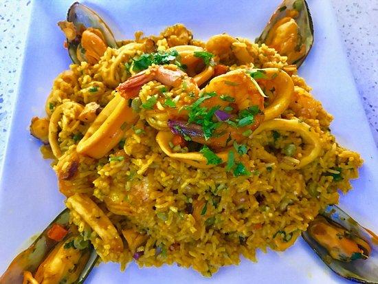 Cabo Blanco Restaurant Menu