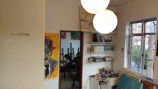 Leonardo Santiago Atelier e Galeria