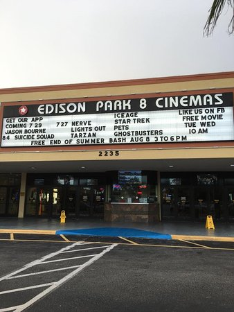 Edison Park 8 Cinemas
