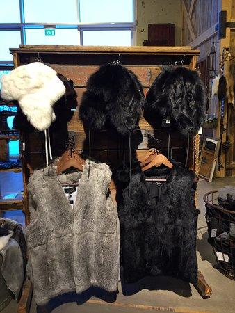 Kopavogur, Islandia: Geysir market has high quality clothes and much more.