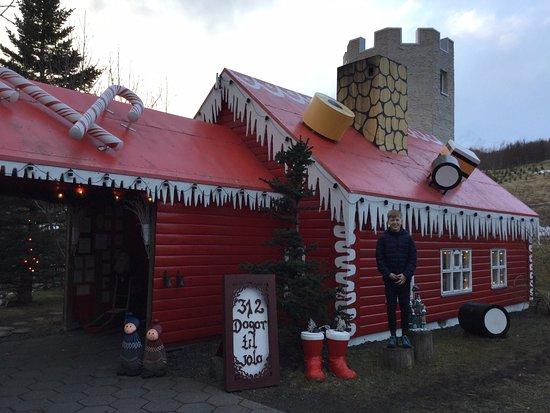 Kopavogur, Islandia: Kristmas Town and a  X mas shop in Akureyri.