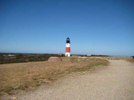 Gail's Tours of Nantucket: Sankaty Lighthouse