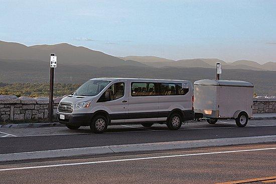 Stone Ridge, Нью-Йорк: Our tour van