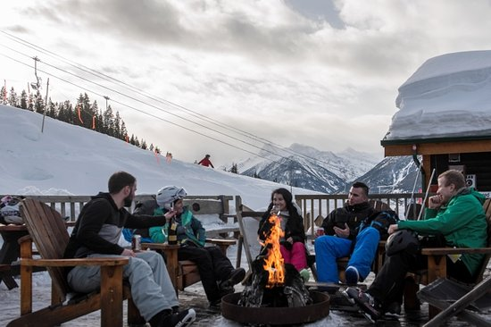 British Columbia, Canada: Apres Skiing