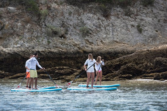 Setubal District, Portugal: Passeio Stand Up Paddle
