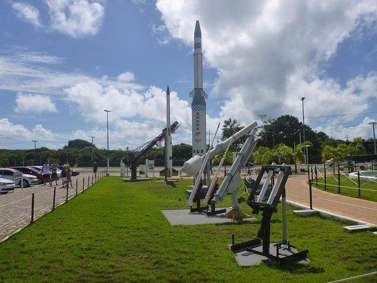 Barreira do Inferno Launch Center