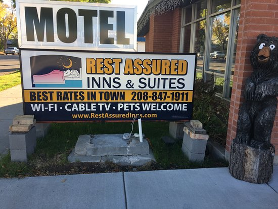 Montpelier, ID: Says their pet friendly?