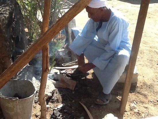 Restaurant Mohammed : Mohamed the owner