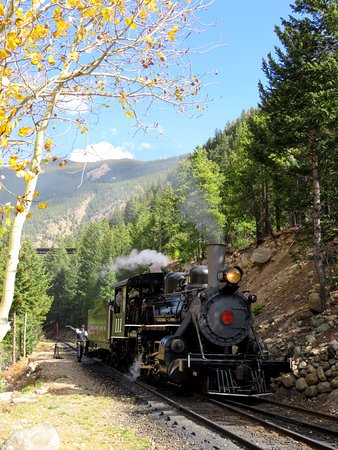 Georgetown, CO: Fall is a great time to do this fabulous railroad 910/Oct/16).