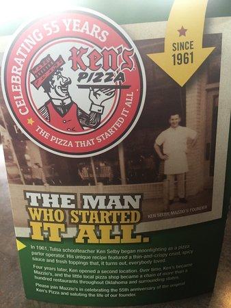 Siloam Springs, Арканзас: Mazzio's Pizza