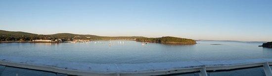 Frenchman Bay: Panoramic views